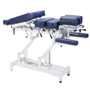 Synergy-E Chiropractic Table Electric INCL 4 Drops
