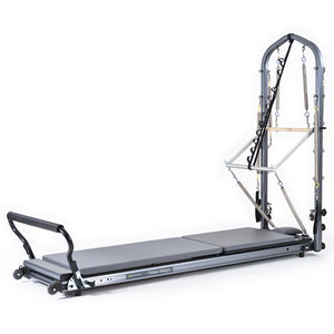 Balanced Body® Allegro 1 Reformer with Tower, Mat Conversion and Legs