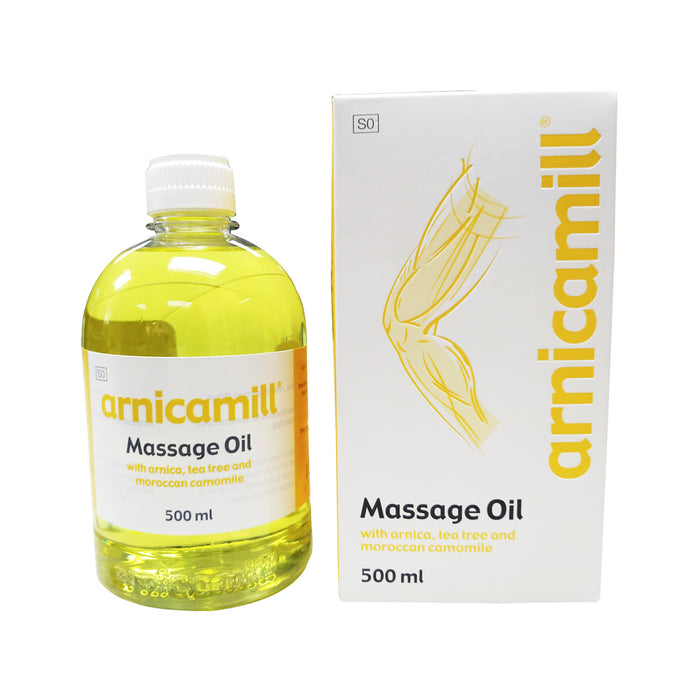 500ml Arnicamill Massage Oil