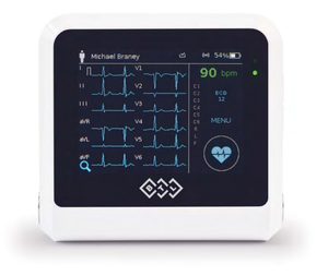 BTL CardioPoint Flexi - Resting/Stress 12 Channel ECG - E600 Software