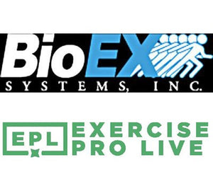 Bio Ex: Exercise Pro Live Software