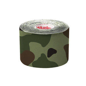 Mueller Kinesiology Tape - Green Camo
