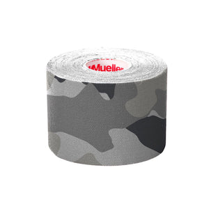 Mueller Kinesiology Tape - Grey Camo