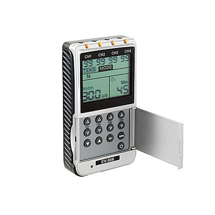 Digital 4-Channel EV-906 TENS & E-Stims