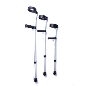 Elbow Crutch with Black SOFT GRIP