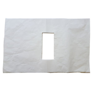 Face Paper Sheets with Nose Hole