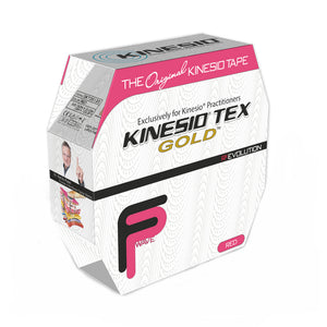31.5m x 5cm Kinesio® Tex Gold FP Tape