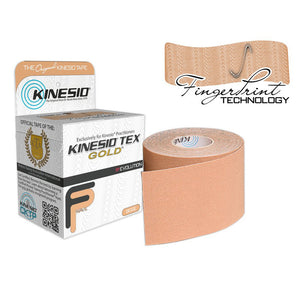 5m x 5cm Kinesio® Tex Gold FP Tape