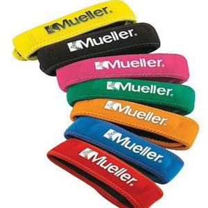Mueller Jumper's Knee Strap Black