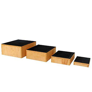 Nested Wooden Block Set