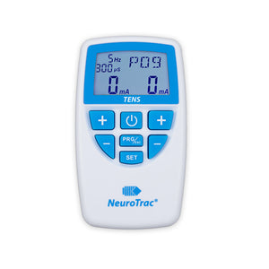 NeuroTrac® TENS with Serial Number