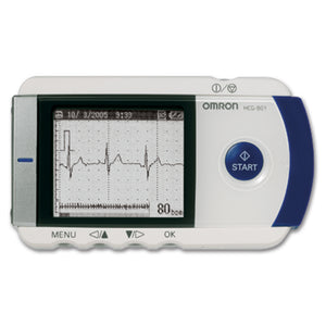 Omron Portable ECG With Software