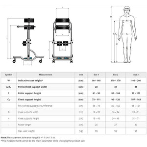 Standing Frame PARAPION™