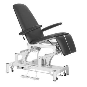 Synergy-C Podiatry Split-Leg Treatment Chair Electric