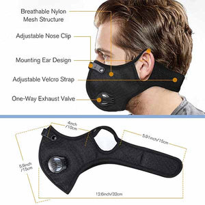 Synergy Sports Mask with Filter