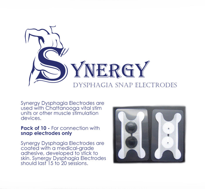 Synergy Dysphagia Snap Electrodes
