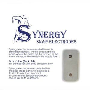 Synergy Snap Electrodes