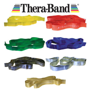 TheraBand® CLX 11 Loops Green | Resistance Band