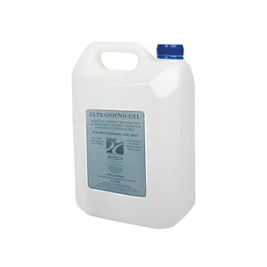 Ultrasound Gel Clear 5L Bottle