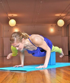 Synergy Exercise (Yoga) Block