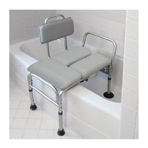 Padded Transfer Bath Bench