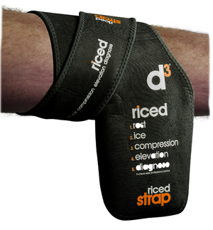 d3 Neoprene Strap (with instant ice & gel pack)