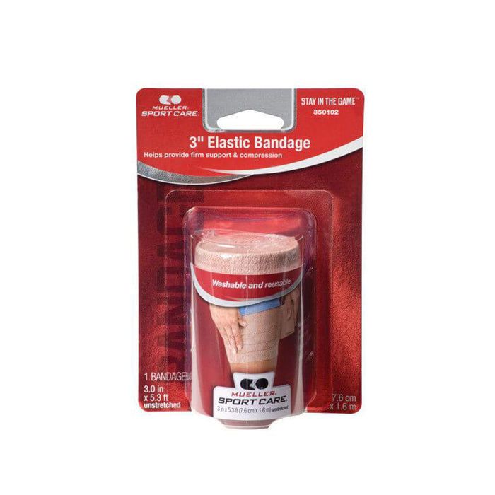 Mueller Elastic Bandage in Package (Non Adhesive)