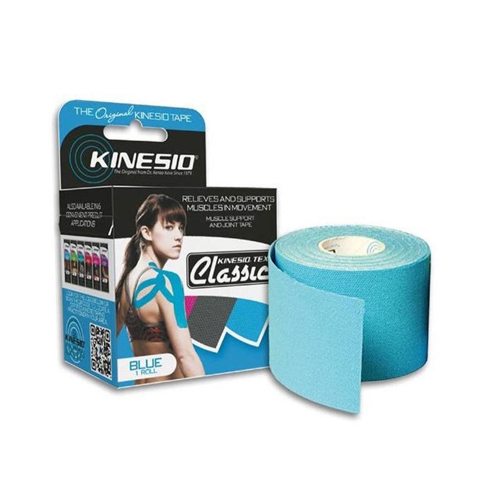 Kinesiology Tape for Injuries /& Support KINESIO Tape CLASSIC 4m by 5cm BEIGE