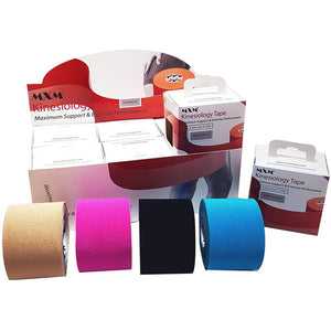 MXM Synthetic Kinesiology Tape