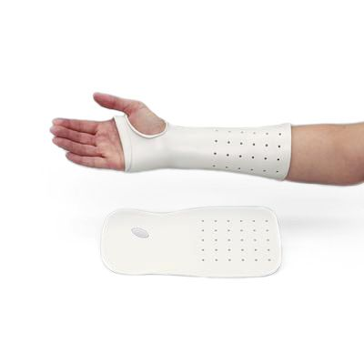 Rolyan Thumb Hole Wrist Cock-Up Splint