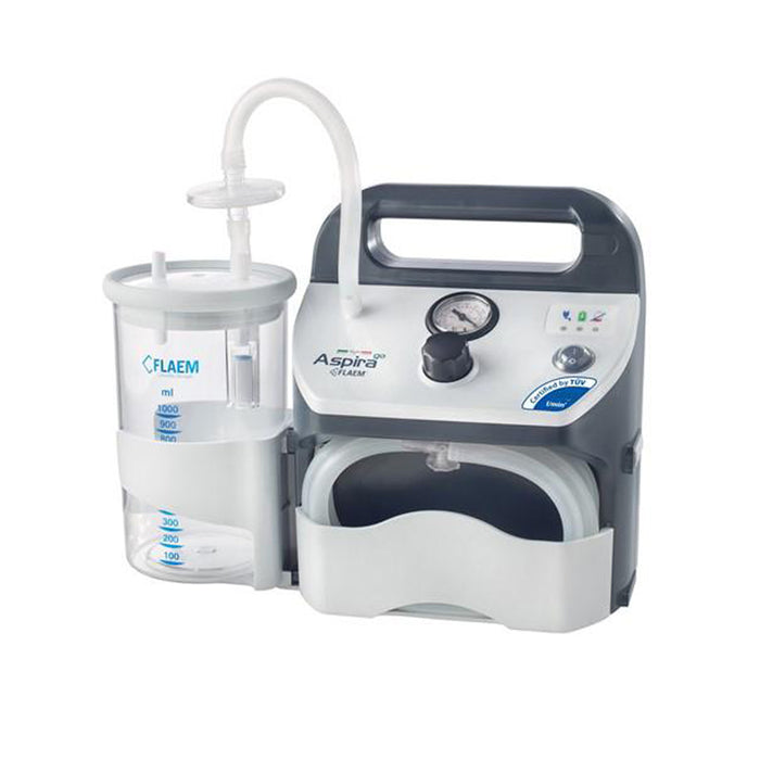 Suction Aspira GO Professional Incl Battery 20lt