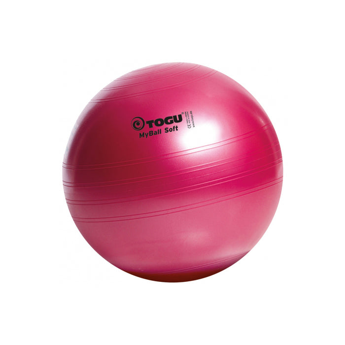 TOGU 65cm Ruby Red Exercise Ball