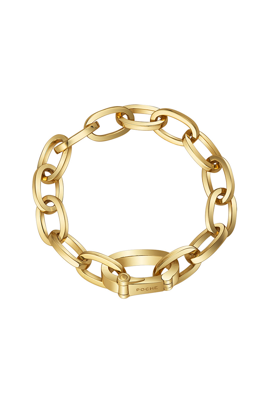 Vogue Brass Bracelet