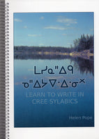 Cree language - Learn to Write in Cree Syllabics