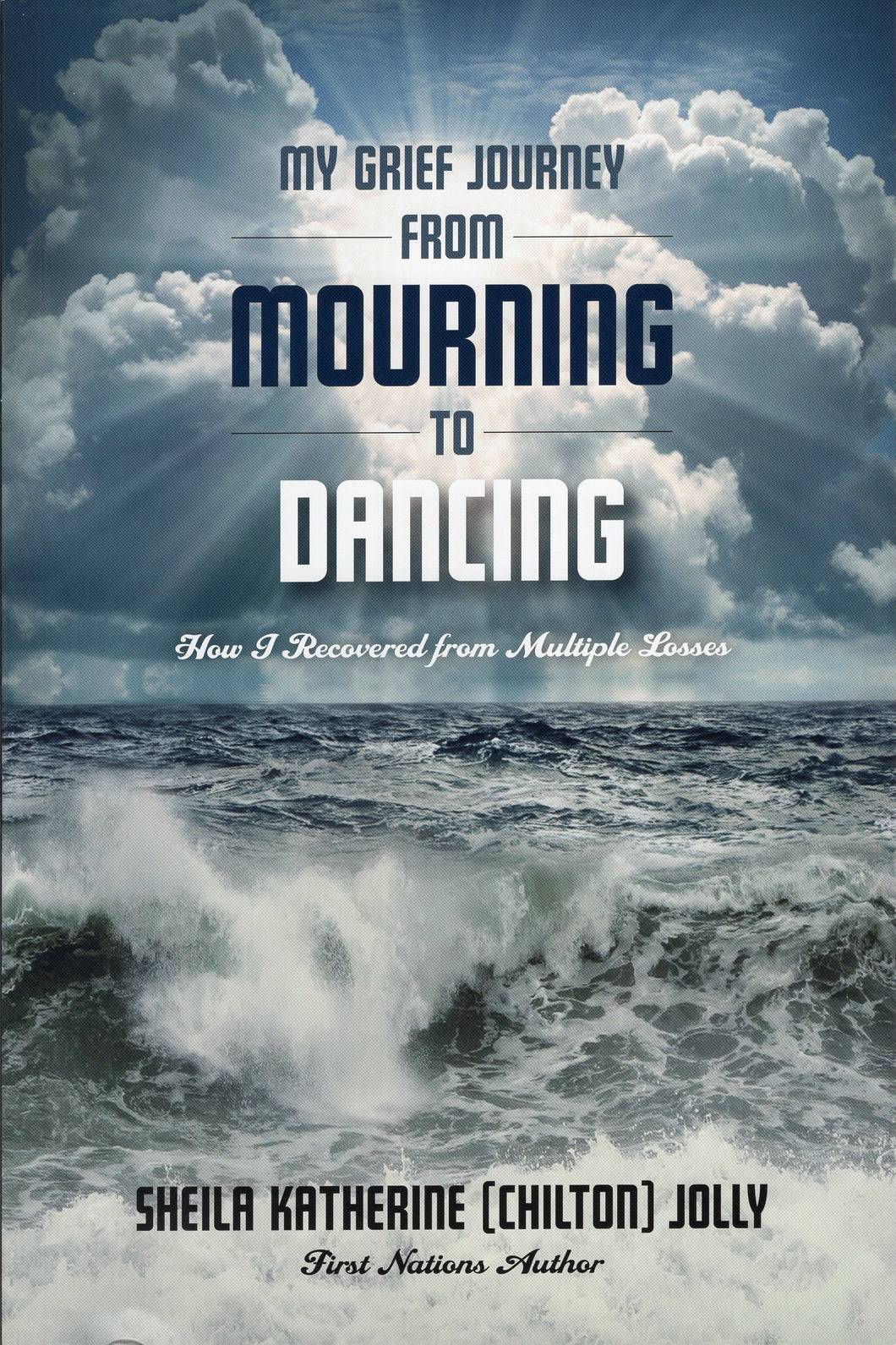 My Grief Journey From Mourning to Dancing