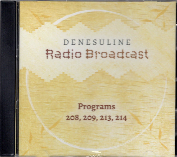 Denesuline language - Denesuline Radio Broadcast