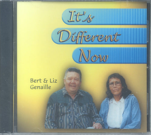 Bert and Liz Genaille -