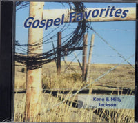 "Kene & Milly Jackson - ""GOSPEL FAVORITES"""