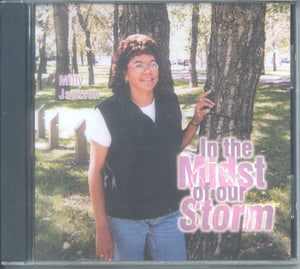 "Milly Jackson - ""IN THE MIDST OF OUR STORM'"