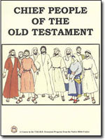 Chief People of the Old Testament