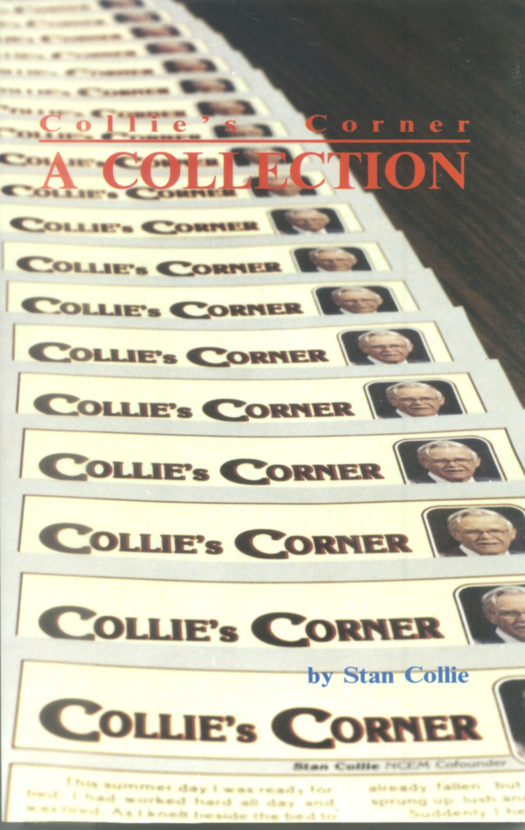 Collie's Corner: A Collection