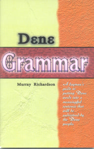 Denesuline language - Denesuline Grammar