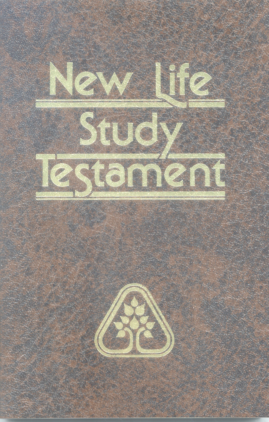 New Life Study Testament
