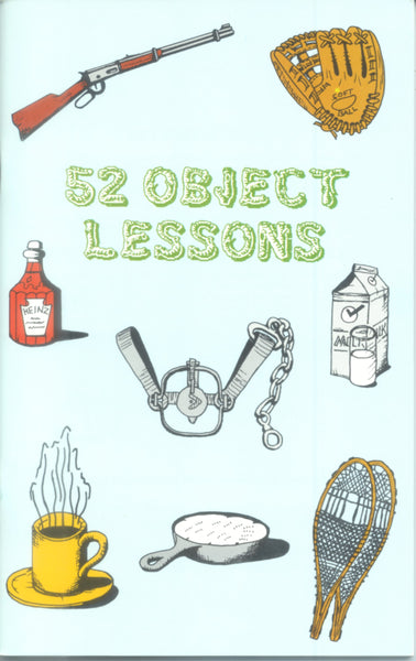 52 Object Lessons
