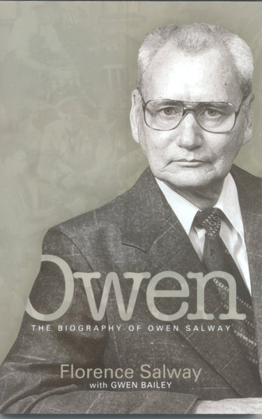 OWEN – The Biography of Owen Salway