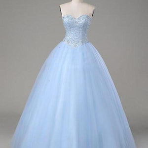 Modest Sweetheart Ball Gown Bodice Fashion Strapless Sexy New Style Quinceanera XHMPST12920