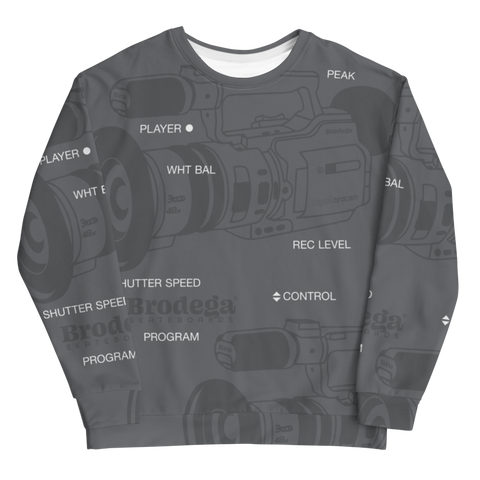 BroCam VX / Sweatshirt - Brodega Skateboards