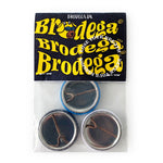 Bro-Badges - Brodega Skateboards