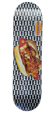"Hot Dawg / PS / 8.0"" - Brodega Skateboards"