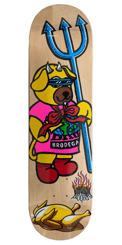"Tøjdyr / PS / 8.375"" - Brodega Skateboards"